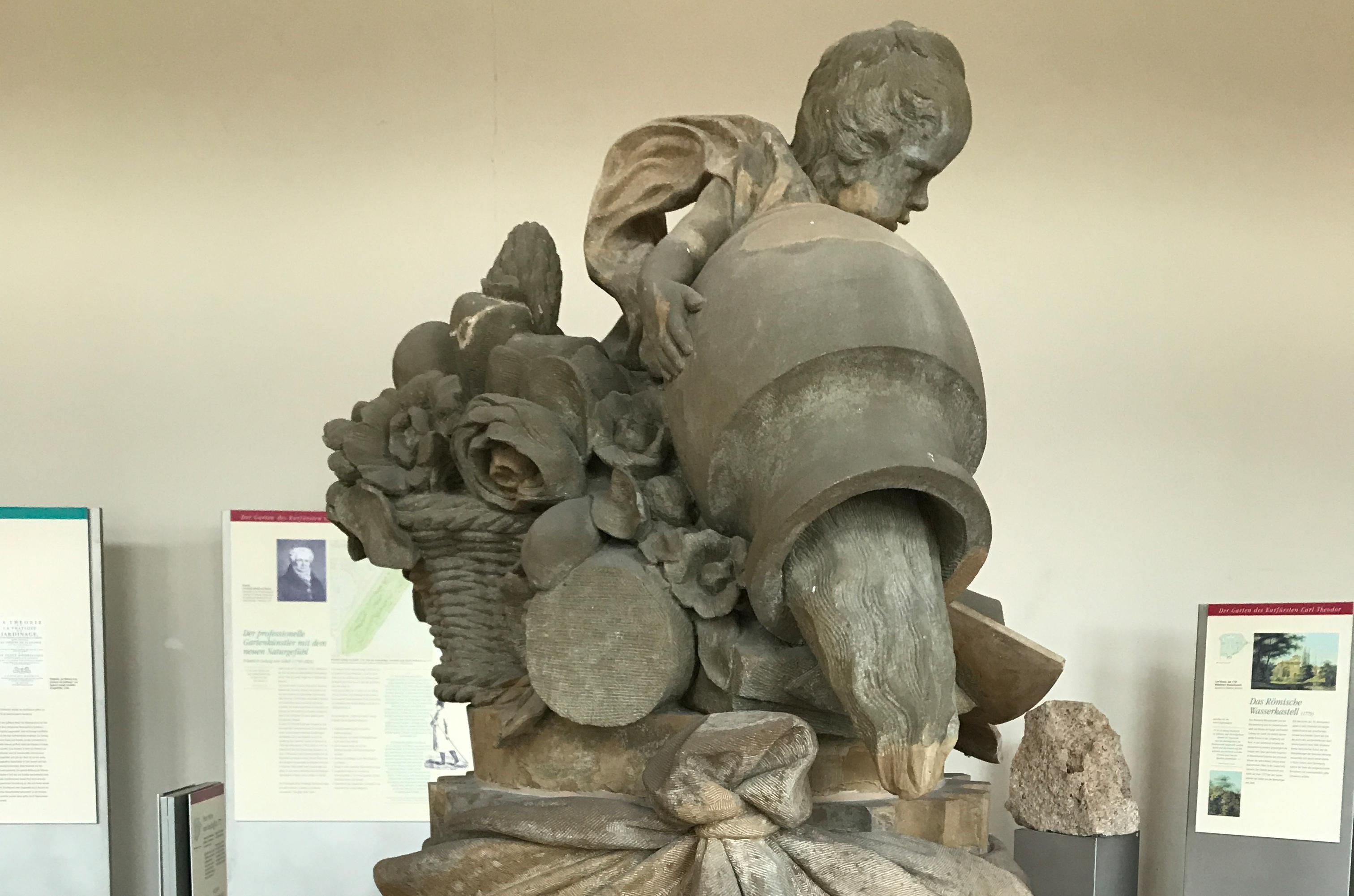 Ausstellung Gartendokumentation; Foto: Staatsanzeiger für Baden-Württemberg, Petra Schaffrodt