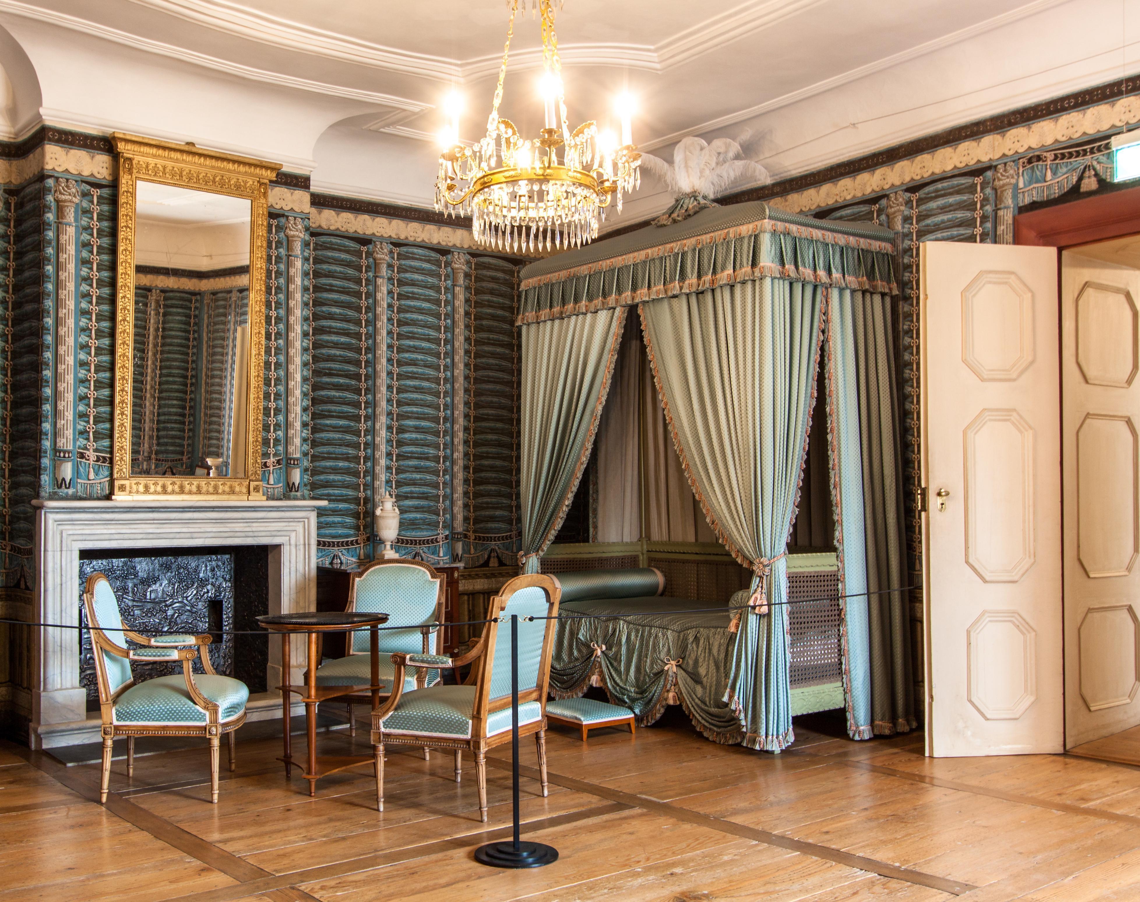 Schloss - Wohnzimmer schwetzingen ...