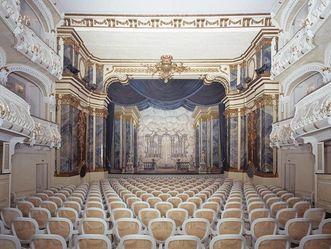 Schloss und Schlossgarten Schwetzingen, Schlosstheater