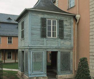 Gartenpavillon von Schloss Schwetzingen