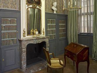 Bibliothek der Kurfürstin im Schloss Schwetzingen