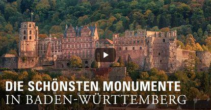 """Startbildschirm des Filmes """"Unser Imagefilm: Kommen. Staunen. Geniessen."""""""