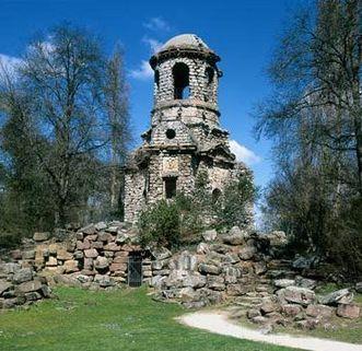 Schloss und Schlossgarten Schwetzingen, Merkurtempel