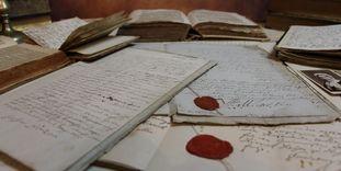 Alte Schriftstücke