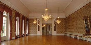 Kammermusiksaal im Schloss Schwetzingen