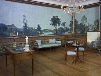 Schwetzingen Palace, Hochberg apartment