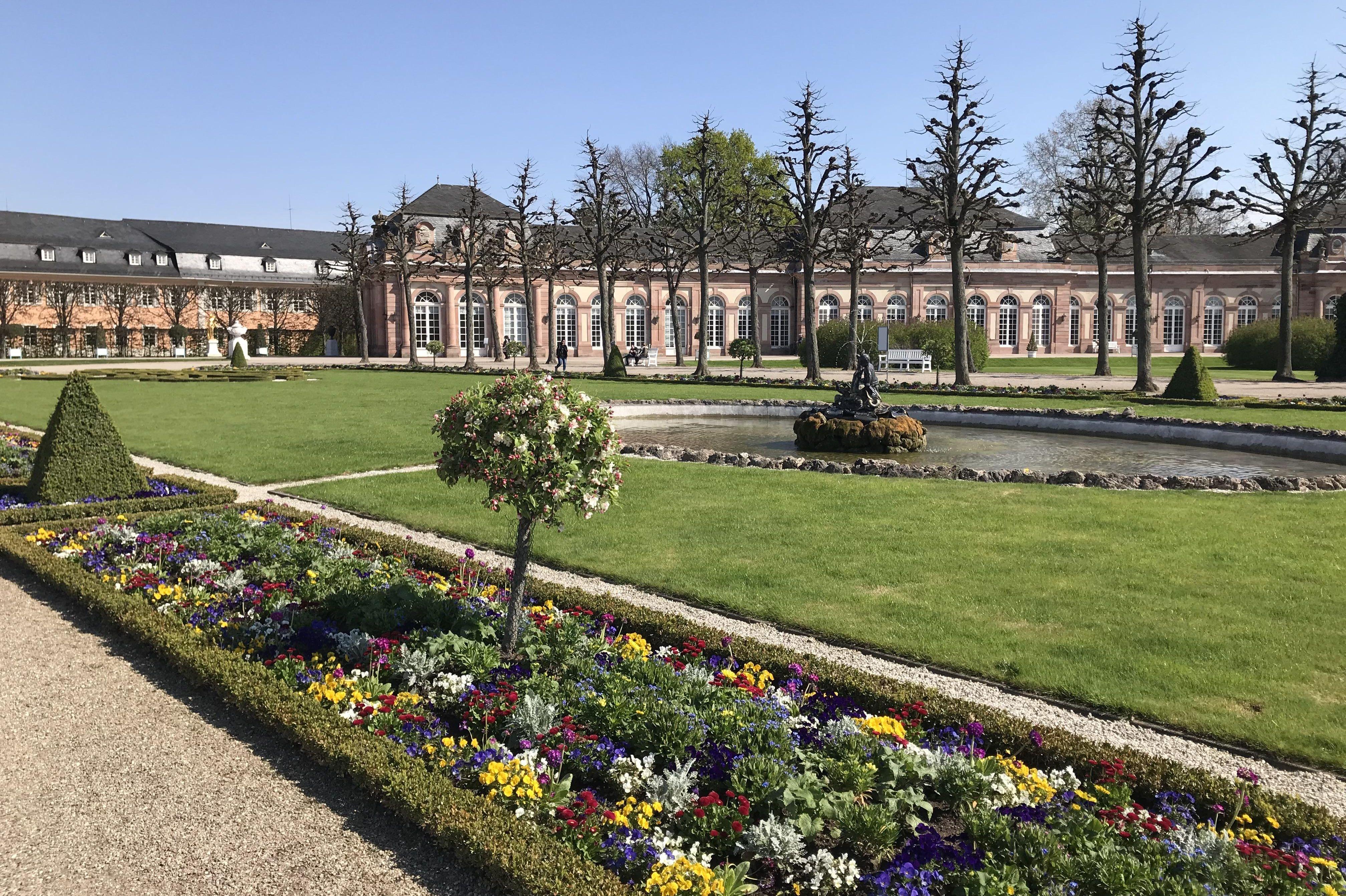 Schloss und Schlossgarten Schwetzingen, Schlossgarten; Foto: Staatsanzeiger für Baden-Württemberg GmbH, Anja Stangl