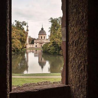 Schloss und Schlossgarten Schwetzingen, Moschee; Foto: Schlösser und Gärten Baden-Württemberg, Günther Bayerl