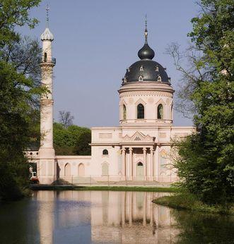 Schwetzingen Palace, the Mosque