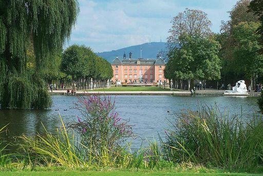 Schlossgarten Schwetzingen; Foto: Landesmedienzentrum Baden-Württemberg, Steffen Hauswirth