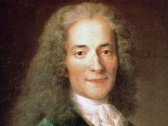 François-Marie Arouet (Voltaire), Porträt von Nicolas de Largillière, nach 1725
